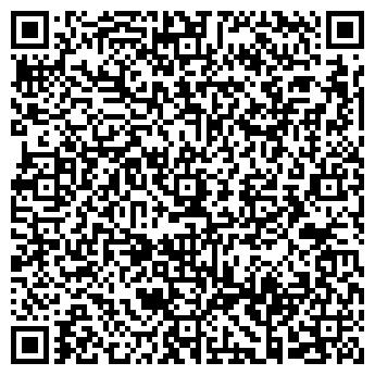 QR-код с контактной информацией организации Аврора, НОУ, школа