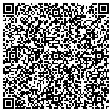 QR-код с контактной информацией организации ООО Партнерство