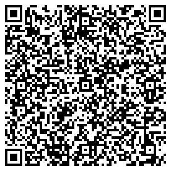 QR-код с контактной информацией организации ООО Родные окна