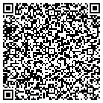 QR-код с контактной информацией организации Maxavto