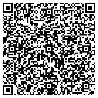 QR-код с контактной информацией организации TOUR EAST