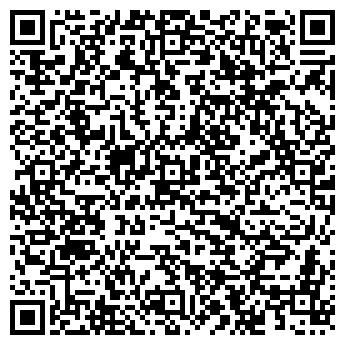 QR-код с контактной информацией организации АКВА ГАЛЕРЕЯ