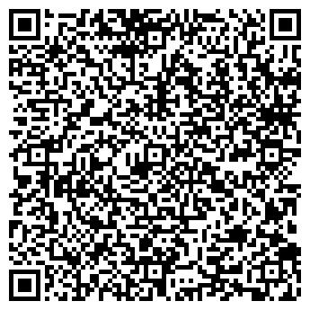 QR-код с контактной информацией организации ВАНИЛЬНЫЕ НЕБО