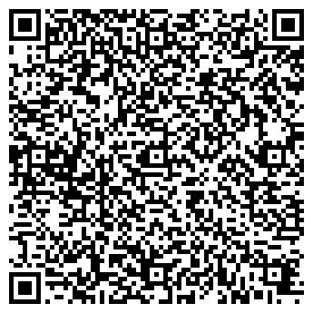 QR-код с контактной информацией организации ЭЙФОРИЯ