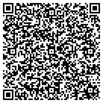 QR-код с контактной информацией организации AMORE MIO