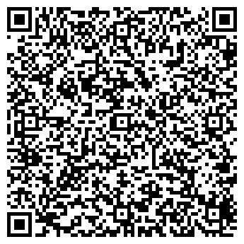 QR-код с контактной информацией организации МЕТРО