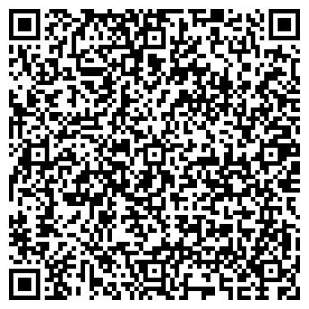 QR-код с контактной информацией организации ПЛАНЕТА КРАСОТА