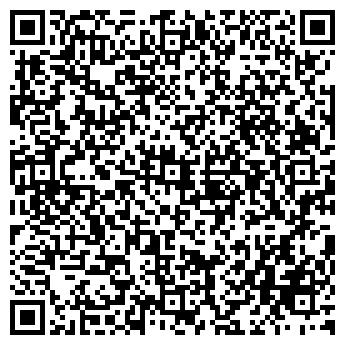 QR-код с контактной информацией организации GEOЛЁНОК