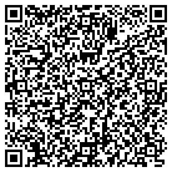 QR-код с контактной информацией организации АНО ЭКОТЕРРА