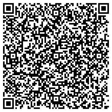QR-код с контактной информацией организации ООО ТРАСТ