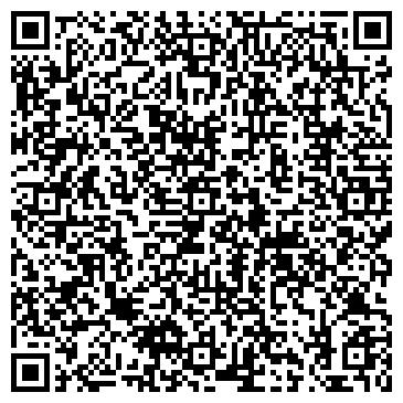 QR-код с контактной информацией организации ALLURE AESTHETIC CENTER