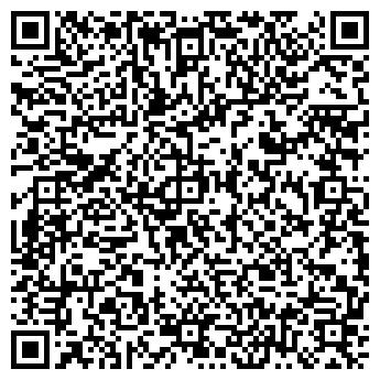 QR-код с контактной информацией организации ПЛЮС