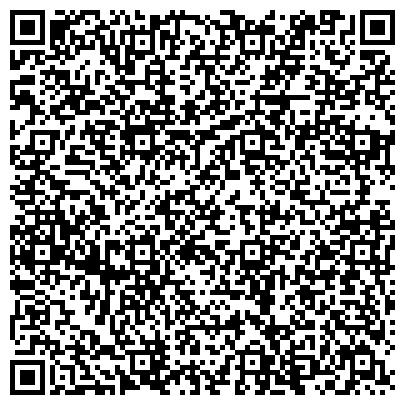 QR-код с контактной информацией организации ОДС, Инженерная служба района Дегунино Восточное, №1
