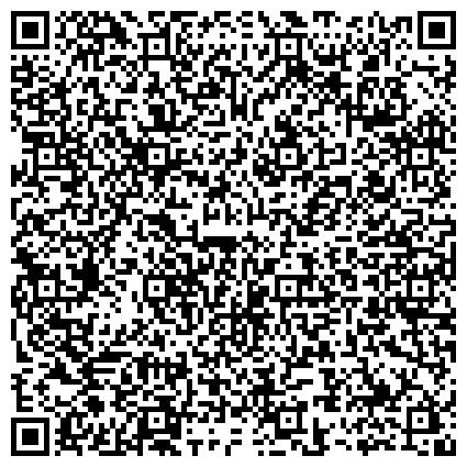 QR-код с контактной информацией организации ДЕПАРТАМЕНТ ЖИЛИЩНОЙ ПОЛИТИКИ И ЖИЛИЩНОГО ФОНДА Г. МОСКВЫ, управление СВАО