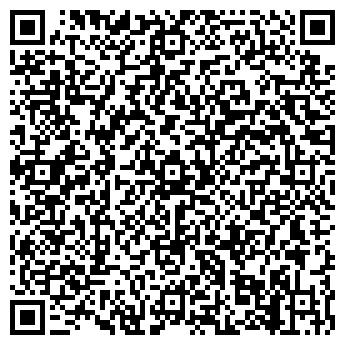 QR-код с контактной информацией организации ИНТЕРЦЕНТР