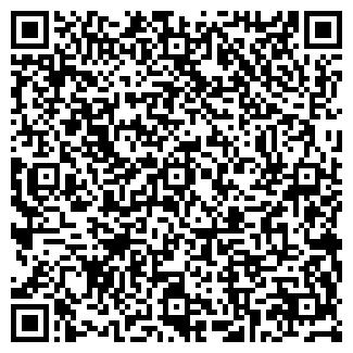QR-код с контактной информацией организации Natali