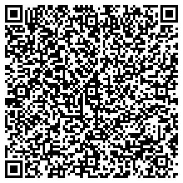 QR-код с контактной информацией организации КРИСТИ ЭСТЭЙТ
