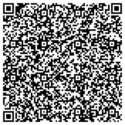 QR-код с контактной информацией организации ОДС, Инженерная служба района Дегунино Восточное, №8