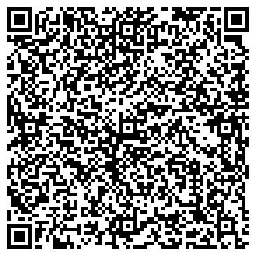 QR-код с контактной информацией организации Праздничный рай