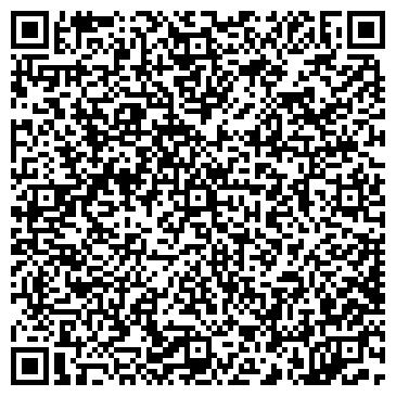 QR-код с контактной информацией организации ТРИУМВИРАТ-НЕДВИЖИМОСТЬ