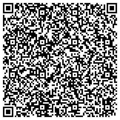 QR-код с контактной информацией организации Ресурсный центр менеджмента, образования, науки и информационных технологий