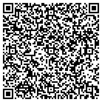 QR-код с контактной информацией организации ЛАКИ СТАР