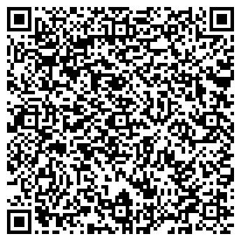 QR-код с контактной информацией организации DЭНИС