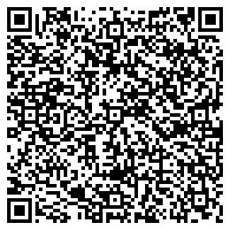 QR-код с контактной информацией организации ПАРИ