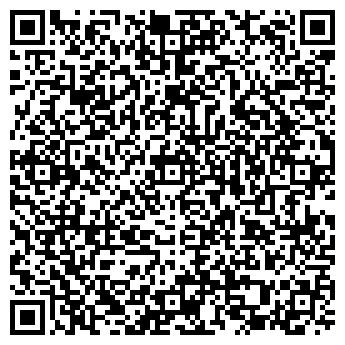 QR-код с контактной информацией организации Новый бархат