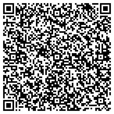 QR-код с контактной информацией организации Курьерская служба.