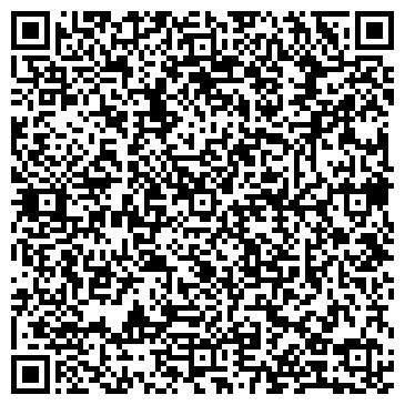 QR-код с контактной информацией организации Факультет искусств