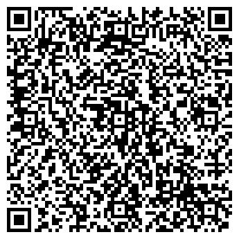QR-код с контактной информацией организации МОЙ САЛОН