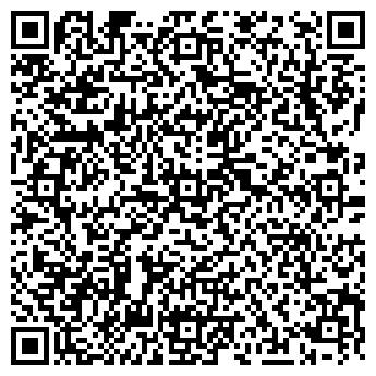 QR-код с контактной информацией организации ДЕТСКИЙ САД № 551