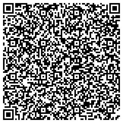 QR-код с контактной информацией организации Эстет-центр, частная общеобразовательная школа
