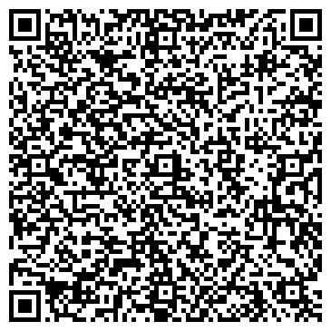 QR-код с контактной информацией организации Средняя общеобразовательная школа №75