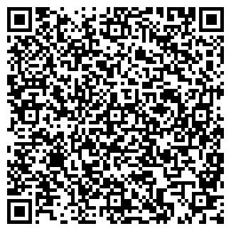 QR-код с контактной информацией организации ООО ПАЛЛАДА