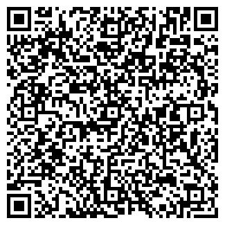 QR-код с контактной информацией организации ООО ТЕМП-ДОР