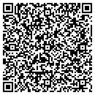 QR-код с контактной информацией организации ОРГБАНК