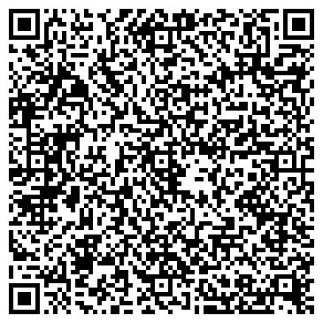 QR-код с контактной информацией организации Центр детского чтения, библиотека