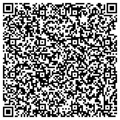 QR-код с контактной информацией организации Отдел по работе с населением в районах Ростокино и Свиблово