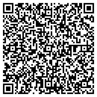 QR-код с контактной информацией организации ОПУС