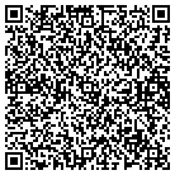 QR-код с контактной информацией организации ООО ОМВД Ростокино