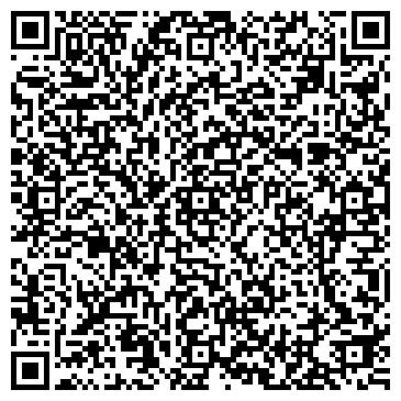 QR-код с контактной информацией организации Посад и Кубаньаквастрой