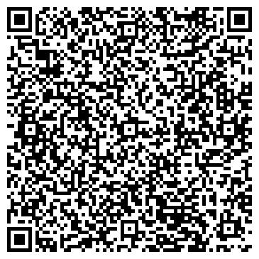 QR-код с контактной информацией организации Аллюр