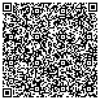 QR-код с контактной информацией организации Улыбка Радуги