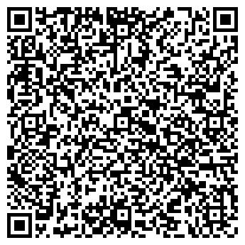 QR-код с контактной информацией организации GREENWICH CLUB