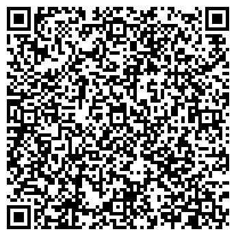 QR-код с контактной информацией организации МОНАТЕКС