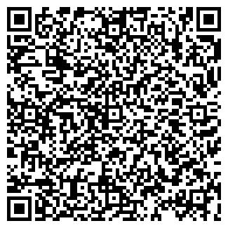 QR-код с контактной информацией организации АЗАТ МЕБЕЛЬ