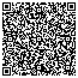 QR-код с контактной информацией организации ЗАО САДА