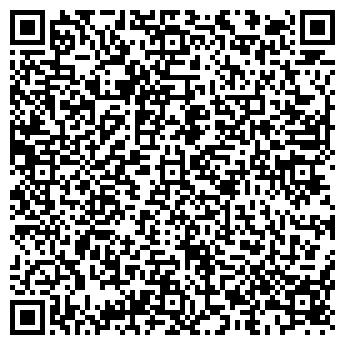 QR-код с контактной информацией организации АВТО ФРЕЙМ